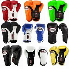 Twins Special BGVL-6 Vectro Strap Fight MMA Martial Arts Muay Thai Boxing Gloves