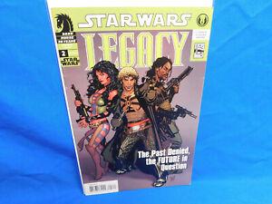 Star Wars Legacy 2 1st Appearance Darth Talon and Nihl 2006 Dark Horse Comics