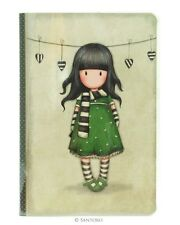 Gorjuss A5 Stitched notebook The Scarf by Santoro London
