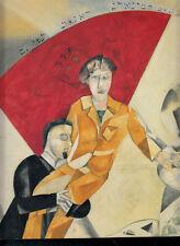 MARC CHAGALL Die russischen Jahre 1906-1922 – Ausst.-Katalog Kunsthalle Schirn
