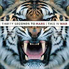 30 Thirty Seconds To Mars ~ This Is War ~ NEW CD (sealed)