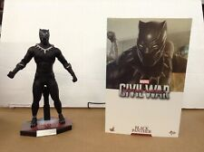 Hot Toys 1/6 Captain America Civil War Black Panther MMS363 figure Display Model