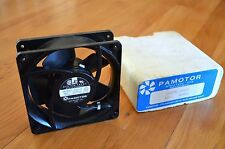 NEW Pamotor 4600X Case Fan 115vac 50/60Hz 20w 119mm Frame Size - CNC DIY Cooling