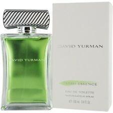 FRESH ESSENCE David Yurman perfume edt 3.4 oz 3.3 NEW IN BOX