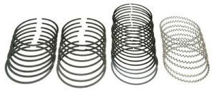 """MAHLE Clevite Piston Ring Set 315-0049.035; Plasma Moly 4.030"""" Bore File Fit"""