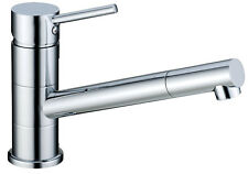 Urban CPF0430 Round Kitchen Flickmixer Tap