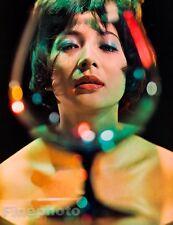 1968 Surreal 16x20 ASIAN FEMALE NUDE Wine Japan Photo Fine Art SUSUMU MATSUSHIMA