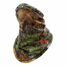 New Men's UNDER ARMOUR Camo Mesh Facemask Mask Mossy Oak Obsession 1242715-940