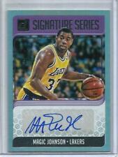 Magic Johnson 18/19 Panini Donruss Signature Series Autograph