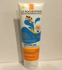 La Roche Posay Anthelios Dermo-Pediatrics Spf 50+ Wet Skin Gel Lotion 250ml New