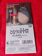 "Vintage TOTORO Ghibli Japanese 3"" CD single OST JAPAN / UK DESPATCH"