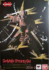 Bandai Manga Realization 名将 - Samurai Spider-Man 侍スパイダーマン