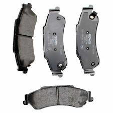 Chevrolet Blazer S10 Pagid Rear Brake Pads Set Bendix System Low-Metallic NAO