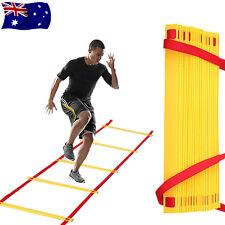 10 Rung 5m Rung Agility Ladder for Soccer Speed Football Fitness Feet Training