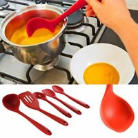 Turner Cookware Gadgets Silicone Cooking Utensils Kitchenware Kitchen Tools