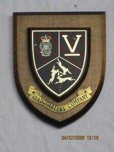 Regiments Wappen:Royal Army Ordnance Corps , RAOC, Headquarters Company