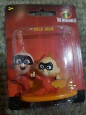 "Disney The Incredibles 3"" Mini Figurines Lot Of 5 Jack Jack Mr Incredible Dash"