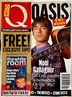 Q Magazine Feb 1996 - Noel Gallagher - Oasis - in stock from UK