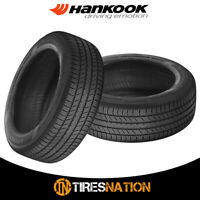 (2) New Hankook Kinergy ST H735 225/70R14 99T Touring All Season Tires