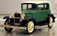 Brooklin Brk #3 1930 Ford Model A Victoria In Green  Handcrafted   Boxed