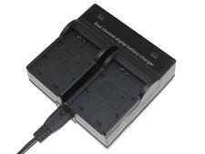 DUAL Battery Charger for NIKON EN-EL22 EN-EL20 1 J1 1S1 J2 1J3 J3 S1 Coolpix A