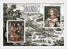 Frankrijk / France - Postfris/MNH - Sheet Great Moments in French History 2018
