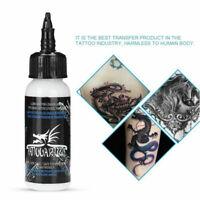 30 ML Tattoo Transfer Lösung Gel Seife Schablone Primer Zeug Creme G3C4