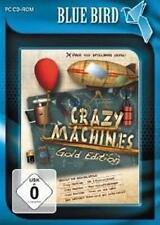 Crazy Machines Gold Deutsch Neuwertig