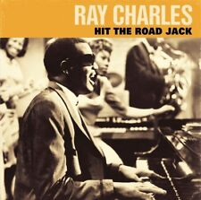 RAY CHARLES - HIT THE ROAD JACK 180G  VINYL LP NEW+