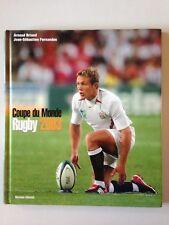 COUPE DU MONDE RUGBY 2003 // ED. HORIZON ILLIMITE // ANGLETERRE CHAMPION