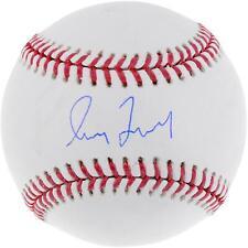 Greg Maddux Atlanta Braves Autographed Baseball Fanatics Authentic Certified