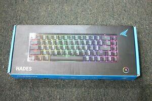 Durgod Hades 68 RGB Mechanical Gaming Keyboard LOOK!!!