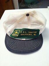 John Deere ball cap J & L Tractor Goldsboro NC