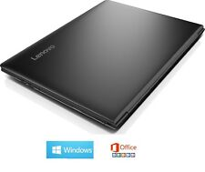 ORDENADOR PORTATIL LENOVO 4GB 500GB WINDOWS 10 pro + OFFICE