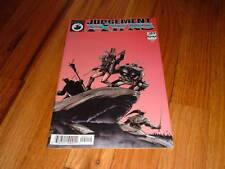 JUDGEMENT PAWNS #2 Antarctic Press  1997 Comic book