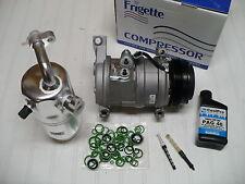 2002-2005 Chevrolet Tahoe (w/o rear A/C) FRIGETTE A/C AC Compressor Kit