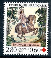 STAMP / TIMBRE FRANCE NEUF N° 2946 ** CROIX ROUGE LOUIS XIII A CHEVAL