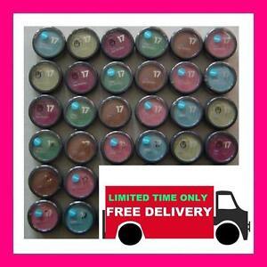 48 boots 17 solo eyeshadows WHOLESALE eye makeup joblot clearance cosmetics new