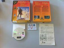 Bi-Pack : King's Quest 5/Explora 3 PC FR Big BOX carton