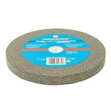 Silverline Oxyde d'Aluminium Bench Meule 200 x 20 mm moyenne 965366