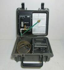 Teledyne 2750 Turbine Generator Gas Analyzer Tester Kit Gen Test Tele-Dyne
