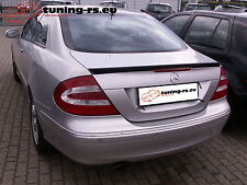 Mercedes clk w209 alerón trasero alas alerón Tuning-RS. eu