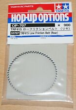 Tamiya 53707 TRF415 Low Friction Belt (Rear) (TRF415MS/TRF415MSX), NIP