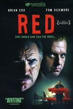 Red 0876964001632 With Brian Cox DVD Region 1