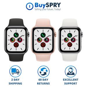 Apple Watch Series 5 40mm 44mm Smart Watch ⌚ Wifi / Cellular for Women & Men