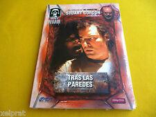 TRAS LAS PAREDES - Master of horror- 2 dvd´s - Digipack - Precintada