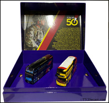 CORGI OM46620 New Routemaster Twin Pack -  50 Years of the Royal Fusiliers,