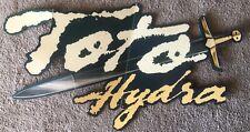Toto 1979 Hydra Album Release Record Store Promo Sign Rare