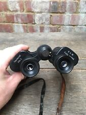 Vintage Noctovist Mkii 8 x 30 Fully Coated Binoculars German DDR MK2 Optics Used