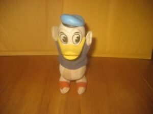 Vintage Donald Duck Wood By-Product Figure Japan PRICE DROP